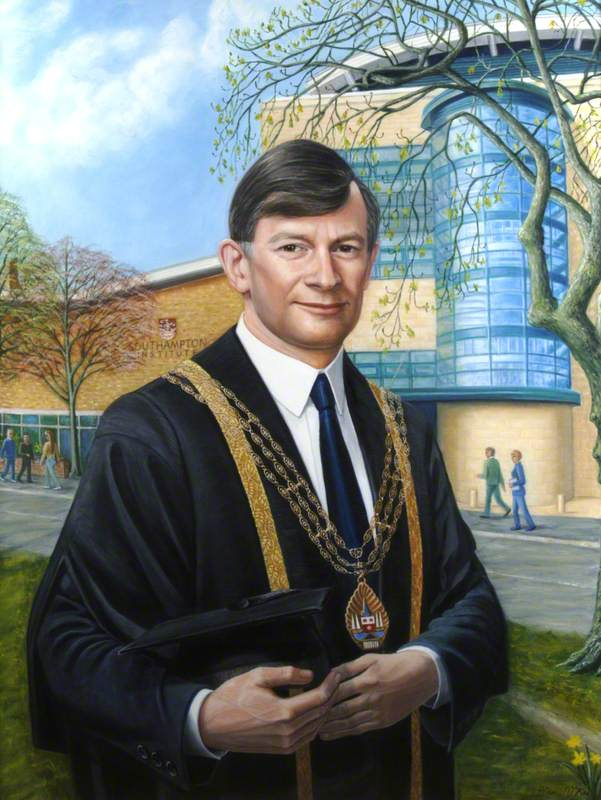 Michael John Andrews, Mayor of Southampton (1998)