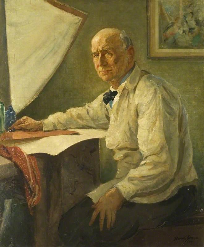 Arthur Leonard Cox (1879–1961)