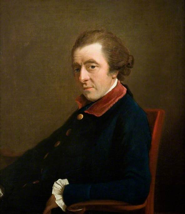Sir John Sebright (1725–1794), 6th Bt of Beechwood Park