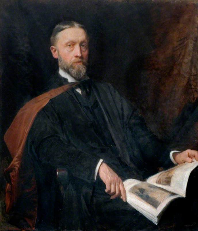 Mr Easterbrook (d.1923), Headmaster (1881–1909)
