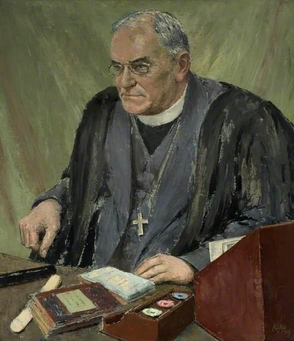 Reverend H. N. Asman (d.1950), Headmaster (1929–1939)