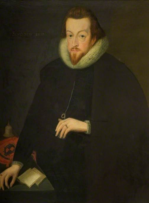 Robert Cecil (1563–1612), 1st Earl of Salisbury, Secretary of State and Lord High Treasurer