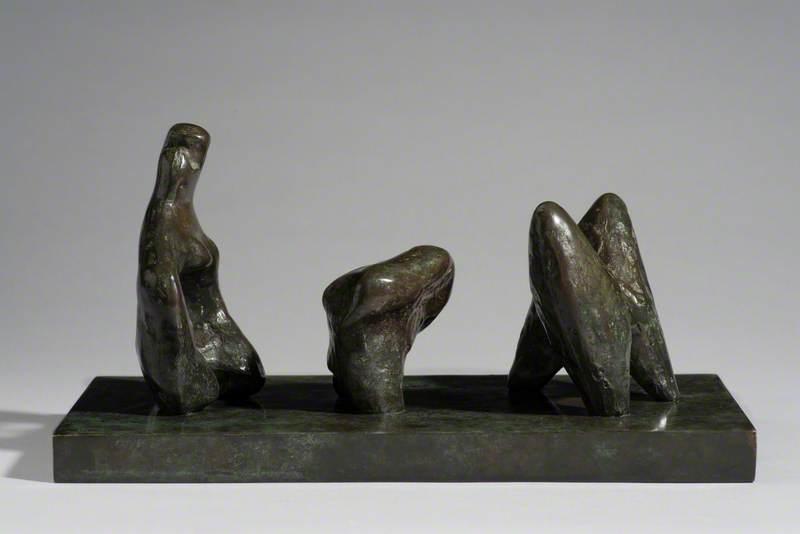 Three-Piece Reclining Figure