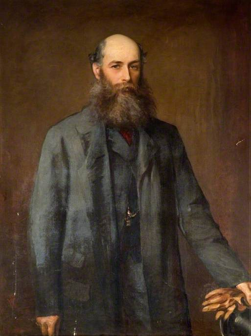 Percival Bosanquet, High Sheriff of Hertfordshire (1896)