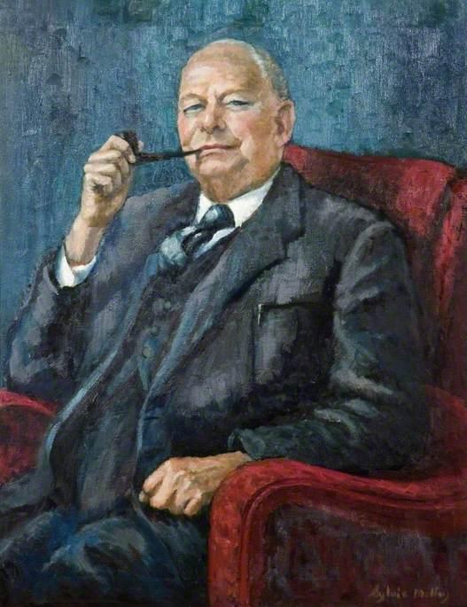Charles W. Sax, OBE