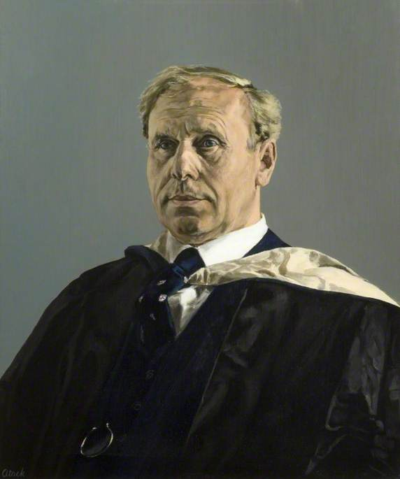 Grahame H. C. Waters, BA, FRGS, FRSA, Headmaster (1967–1982)