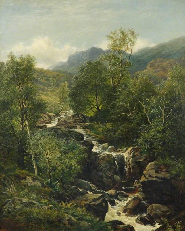 The Head of Loch Lomond