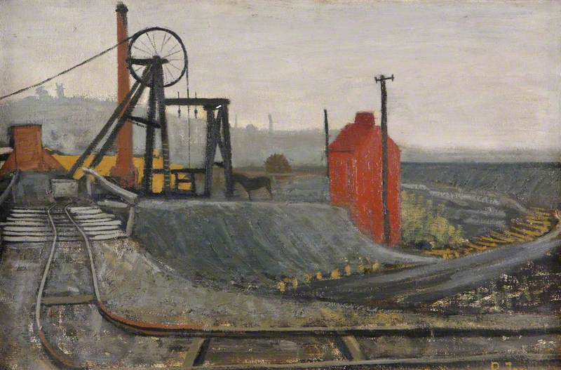 Clay Pit and Brickworks, Brierley Hill
