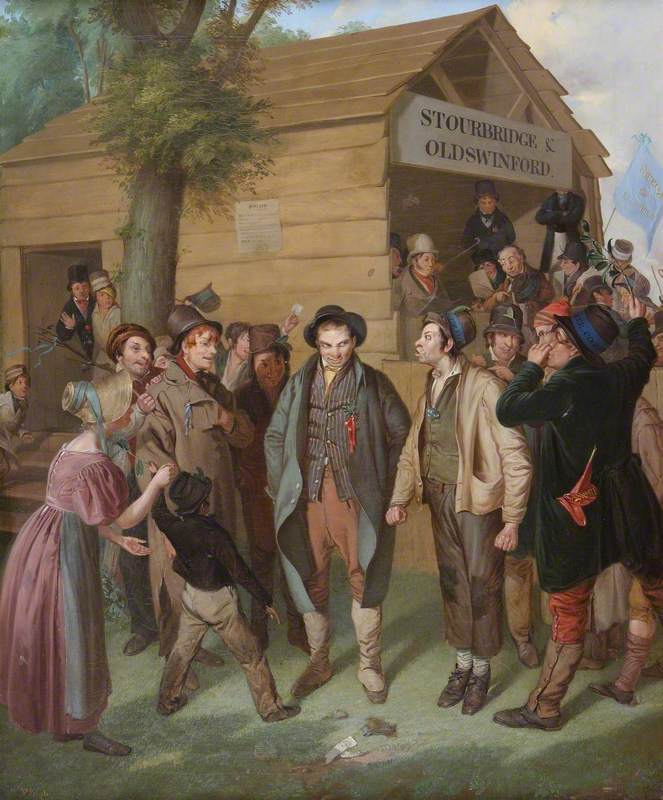 The First Election after the Reform Act