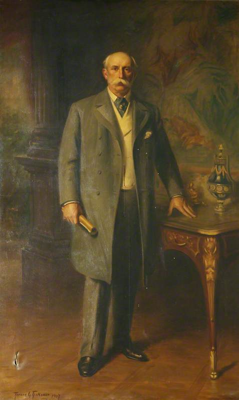 Sir James Rankin (1842–1915), Bt
