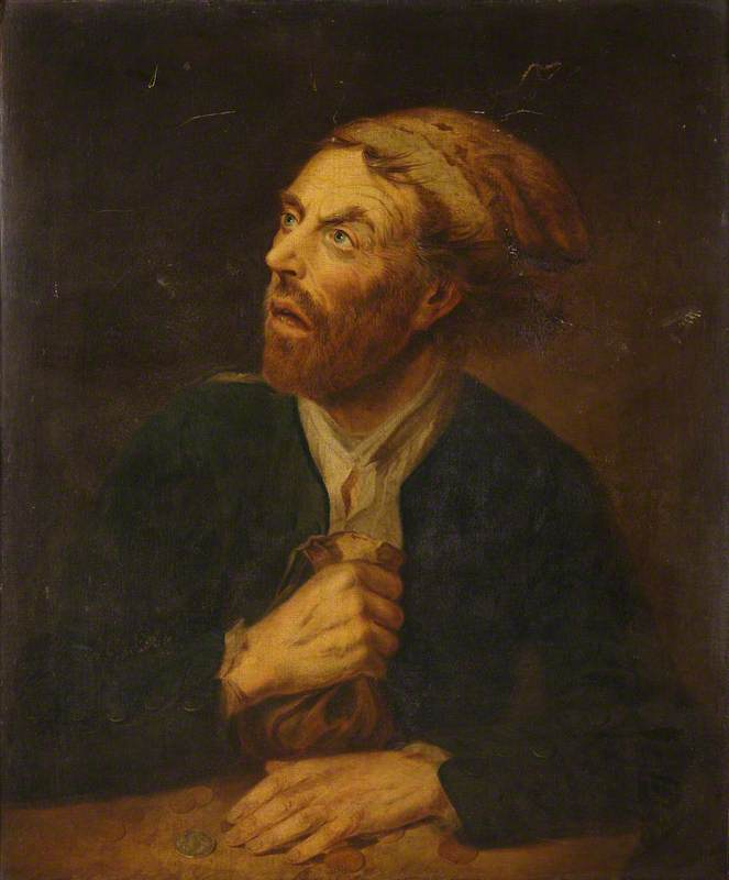 The Miser (Sir Thomas Lowie Pont)