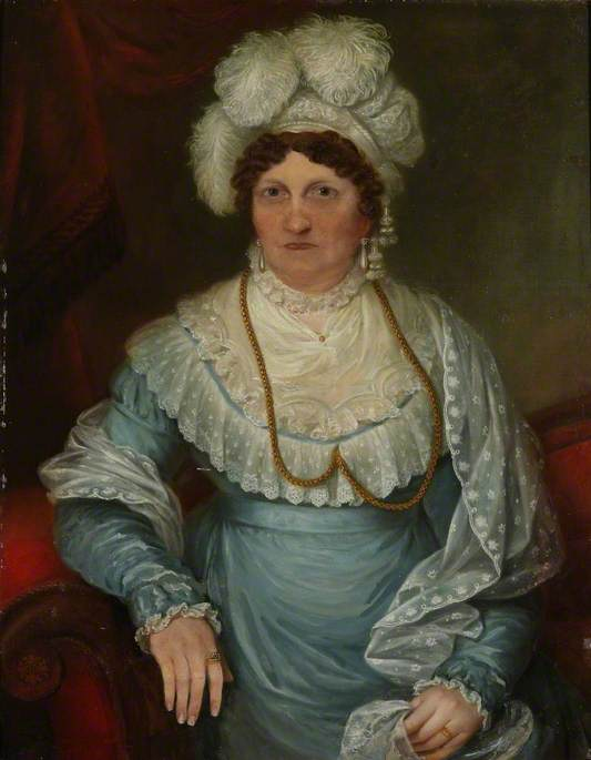 Mrs Esther Horton (c.1785–1861), Wife of the Manager of the Lilleshall Company