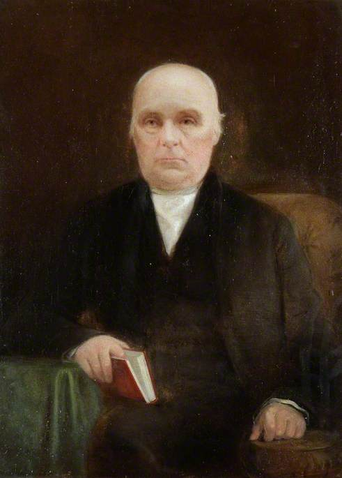 Barnard Dickinson (1781–1852)