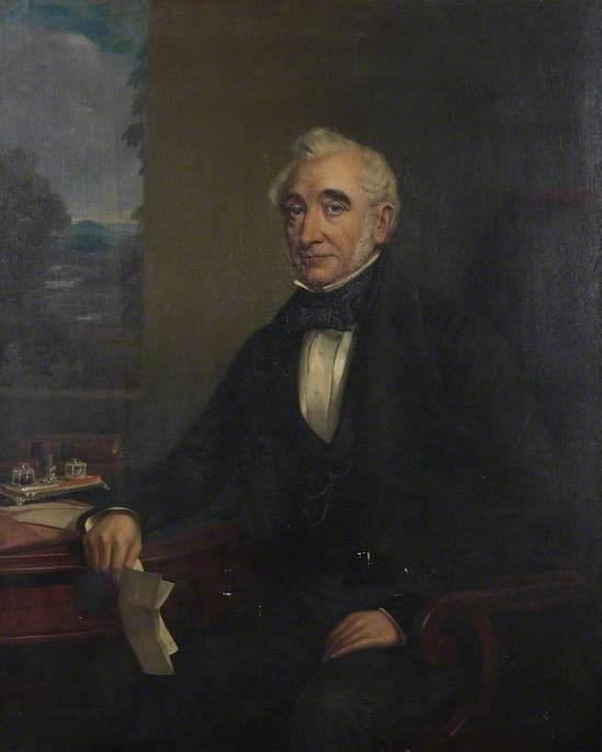 James Foster (1786–1853), Ironmaster of Stourton Castle, Stourbridge