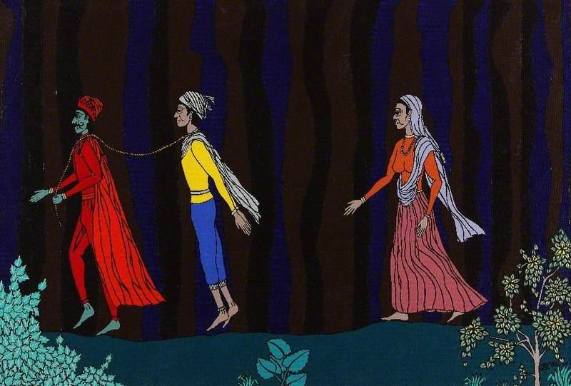 The Wishes of Savitri