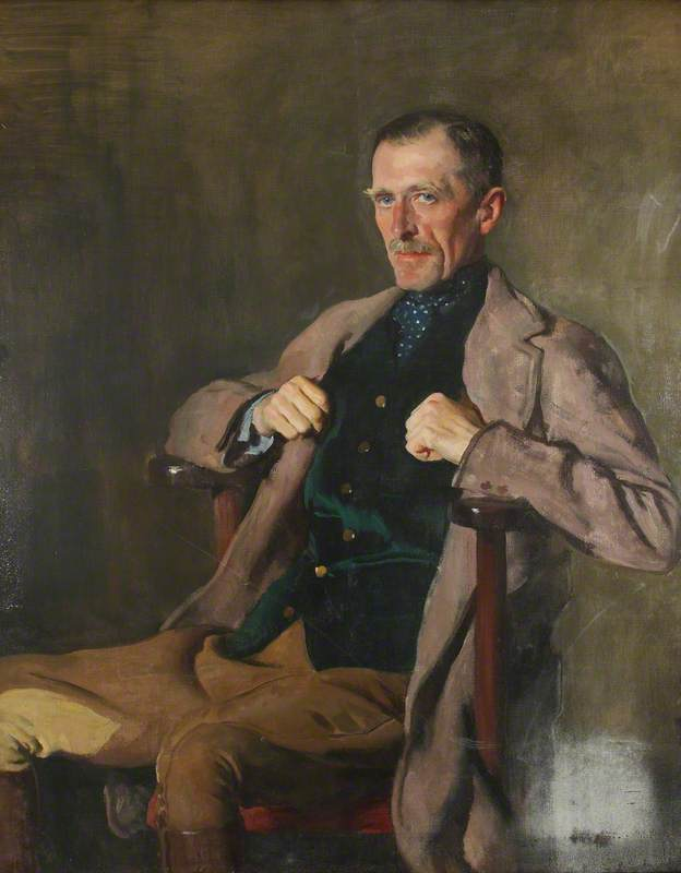 Lieutenant Colonel Ralph Charles Donaldson-Hudson (1874–1941)