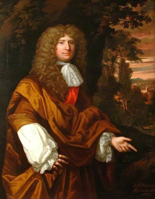 Sir Thomas Whitmore of Bridgnorth, Shropshire (d.1682)