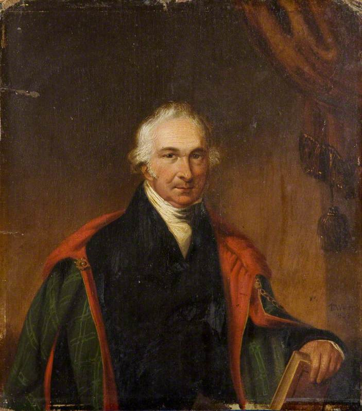 William Clement (1764–1853), Surgeon, Shrewsbury