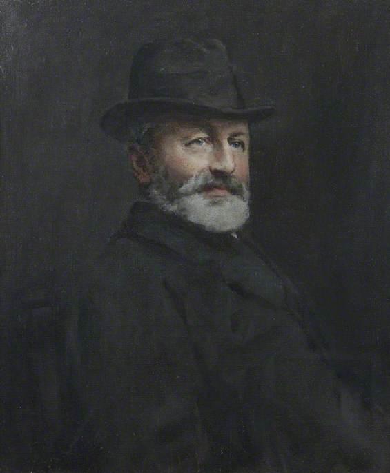 Edward Philips Thompson, Esq. (1856–1924), JP