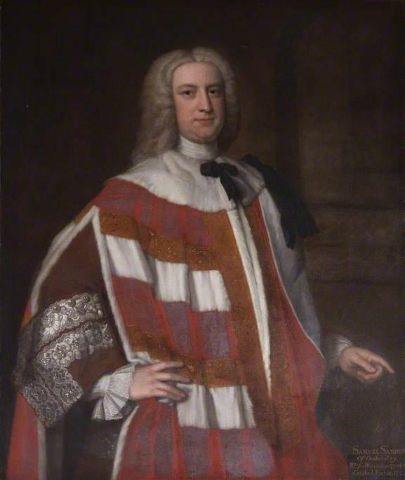 Samual Sandys (1694–1770)