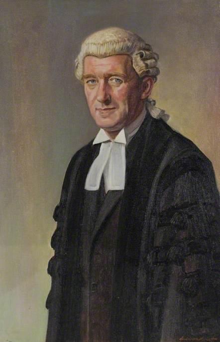 Bertram Webster, Town Clerk (1949–1974)