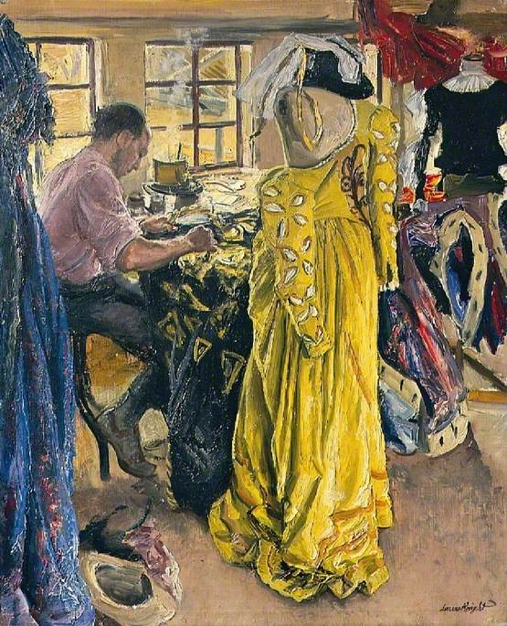 The Yellow Dress (The Wardrobe Room, Stratford-on-Avon)