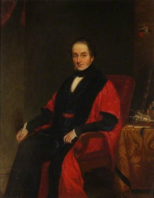 John Wheeley Lea, Mayor of Worcester (1849–1850)