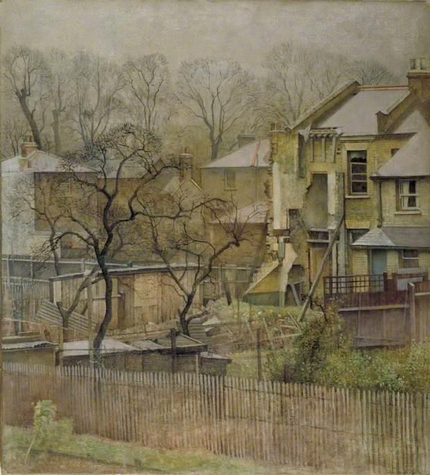 Bombed House, Merton