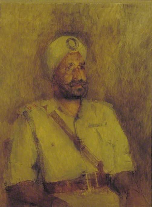 Subedar Jagat Singh, 2/11 Sikhs