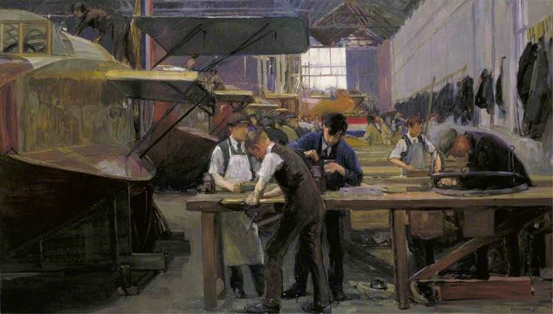 Building Flying Boats