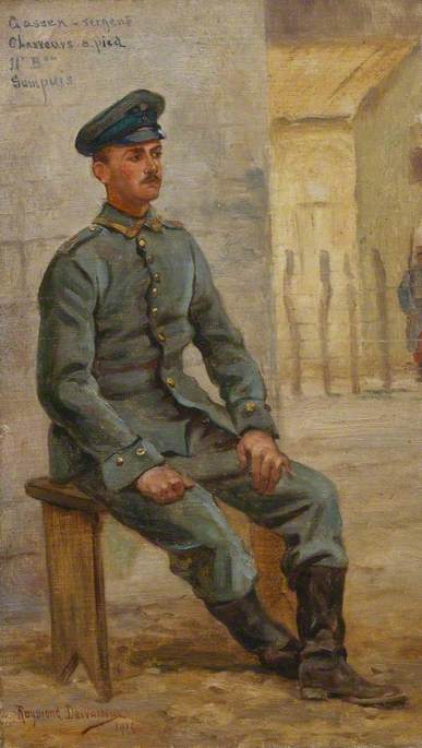 Gassen: Sergeant Classeurs à pied