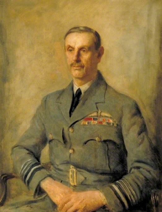 Air Chief Marshal Sir Hugh Dowding (1882–1970), GCB, GCVO, CMG