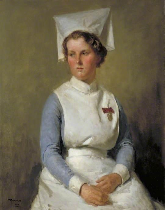 Staff Nurse R. Rosser, GM