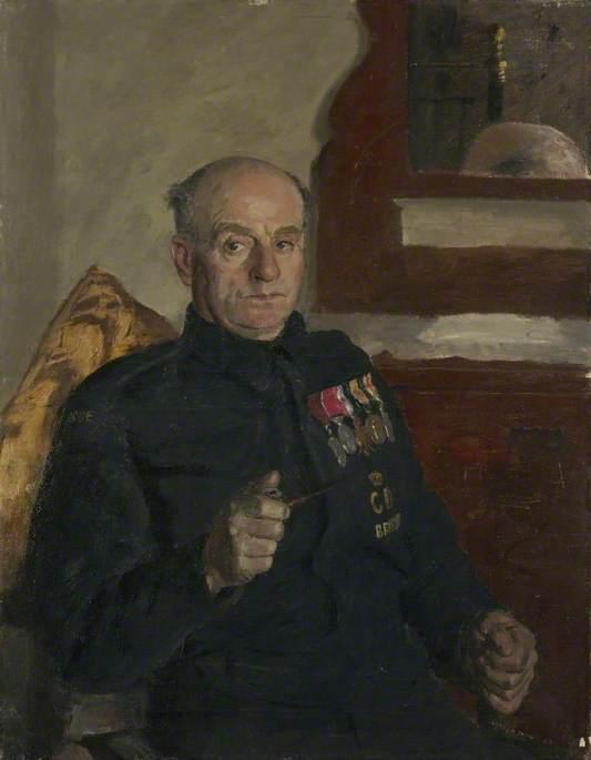 Henry Cox, CMG, BEM