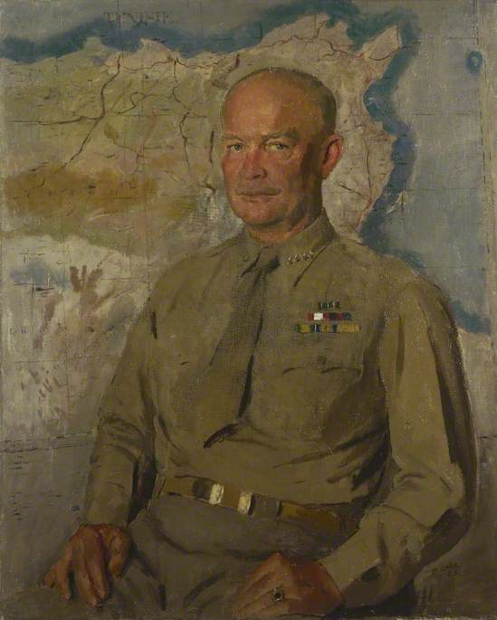 General Dwight D. Eisenhower (1890–1969)