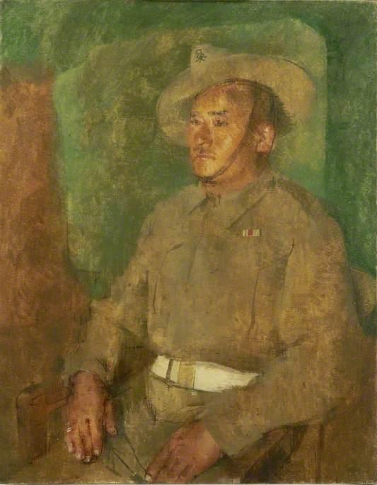 Havildar Kulbir Thapa, 2/3 Gurkha Regiment