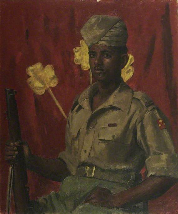 Sepoy Kamal Ram (1924–1982), VC, 8th Punjab Regiment