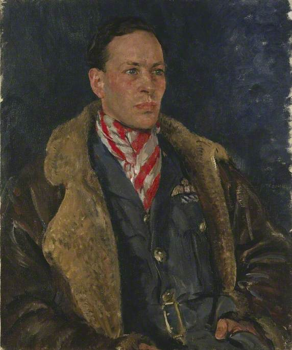 Squadron Leader George L. Denholm (1909–1997), DFC
