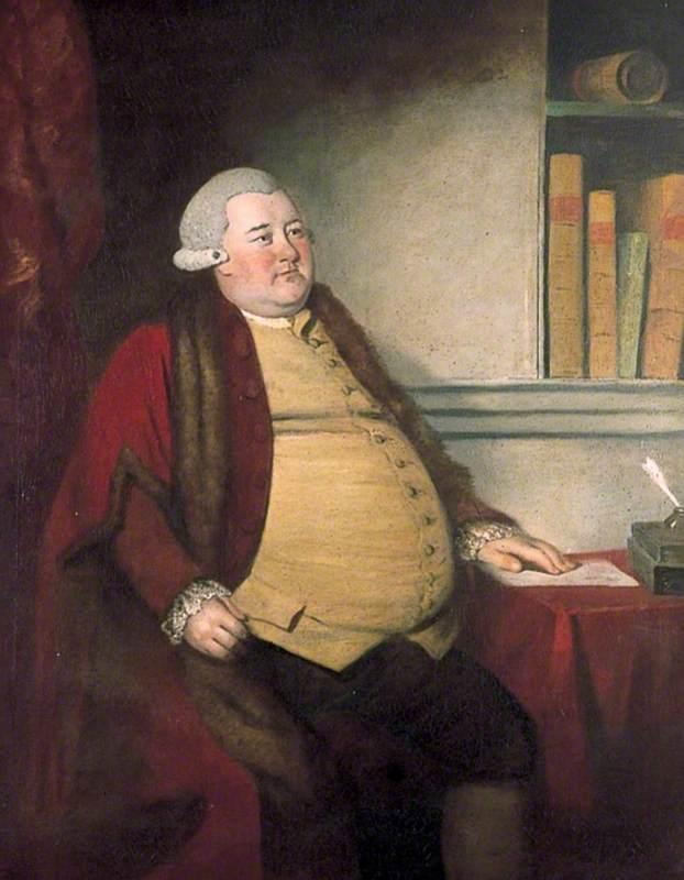 Alderman Richard Barham (1702–1784)