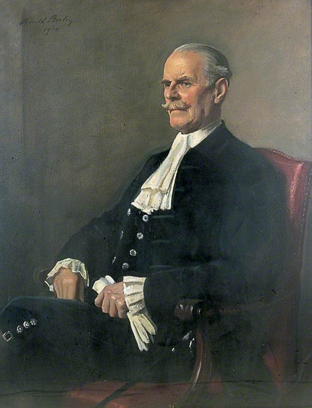 Alfred Charles Leney, JP