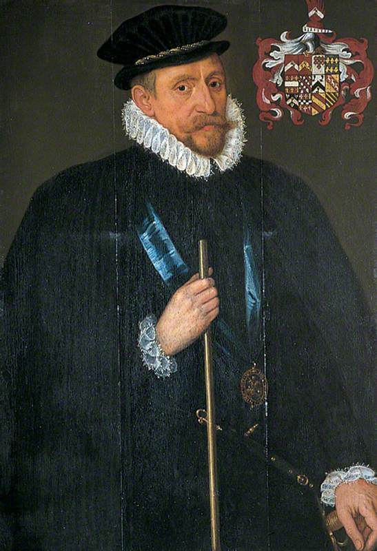 William Brooke (1527–1597), Lord Cobham, Lord Warden of the Cinque Ports