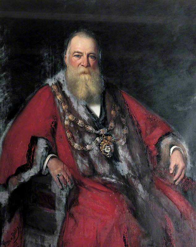 Alderman John Banks