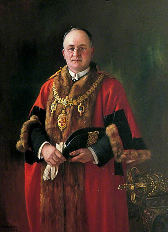 Alderman Price, Mayor of Rochester (1921, 1922 & 1923)