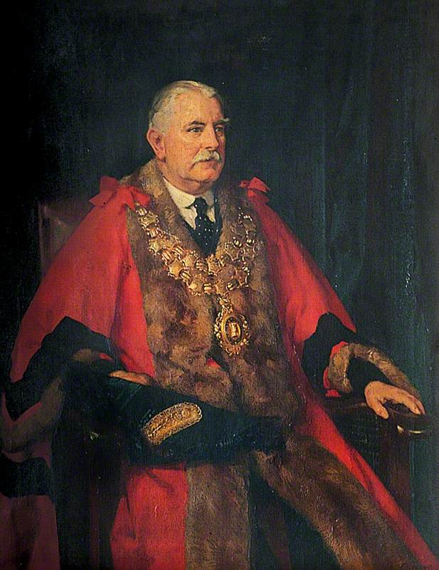 Henry Huggins, Mayor of Gravesend (1914, 1915 & 1916)