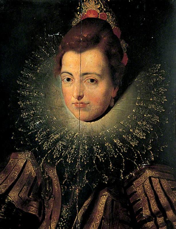 Infanta Isabella Clara Eugenia of Spain (1566–1633), Archduchess of Austria