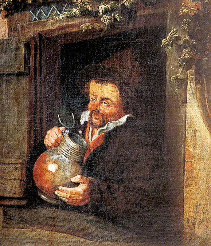 Peasant with a Jar