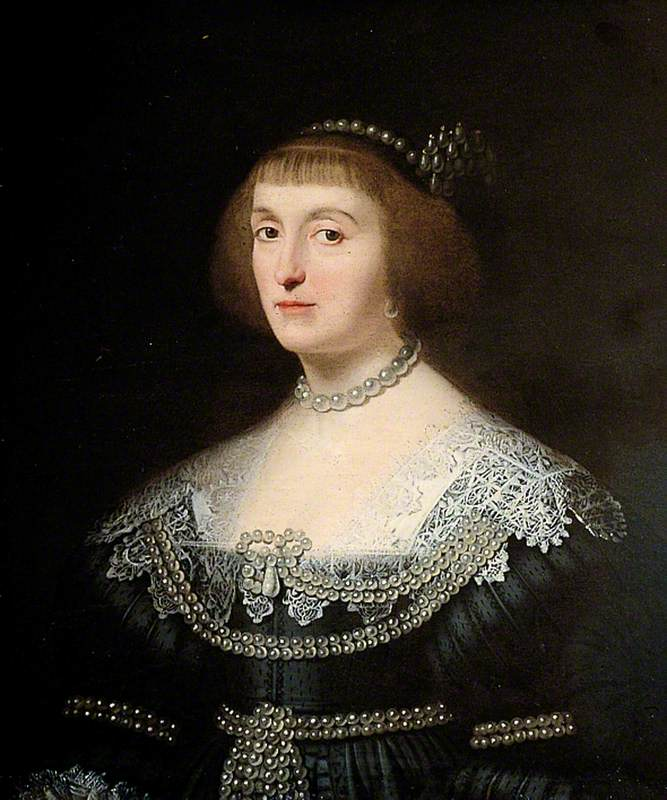 Elizabeth, Queen of Bohemia (1596–1662), the 'Winter Queen'