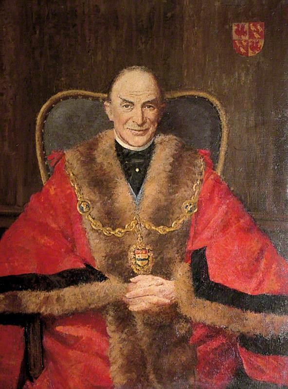 Sir Garrard Tyrwhitt-Drake (1881–1964), Mayor of Maidstone