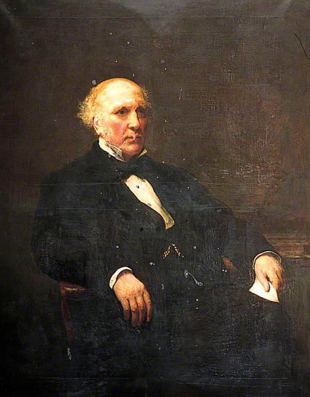 John Monckton, Town Clerk of this Borough (1838–1875)