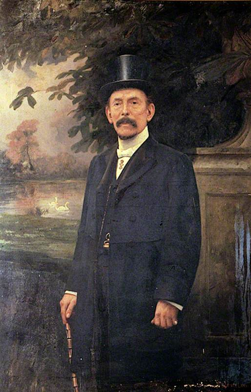 'Lord' George Sanger